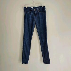 Gap Dark Wash Legging Jeans Size 30